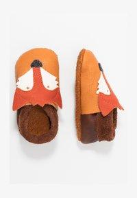 POLOLO - FUCHS SET - First shoes - castagno/orange - 1
