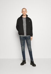 G-Star - AIR DEFENCE ZIP SKINNY - Jeans Skinny Fit - antic nebulas - 1