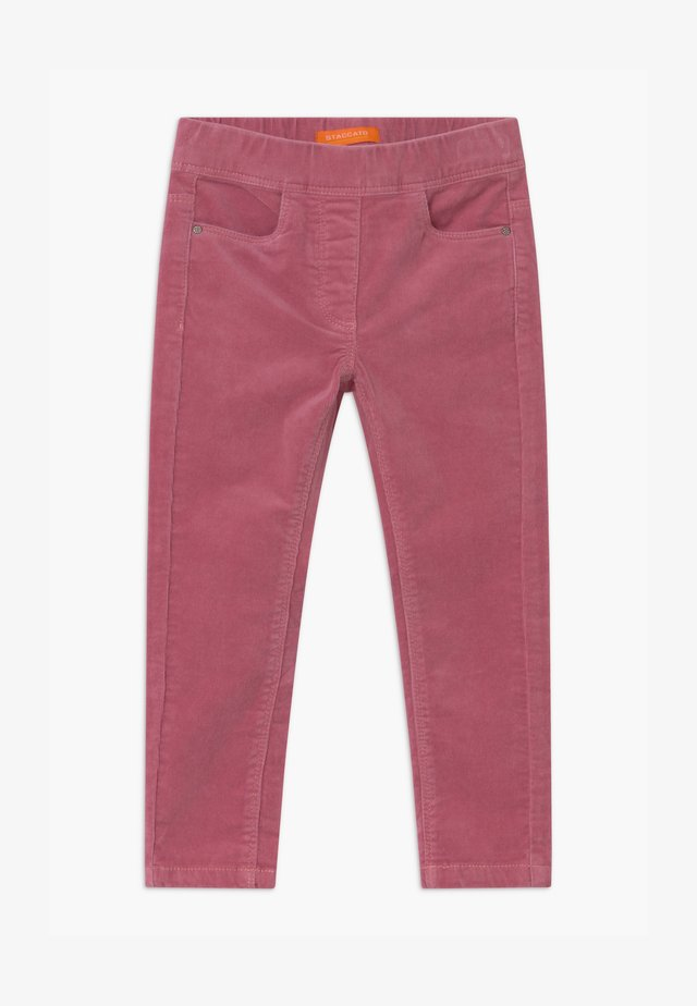 KID - Trousers - vintage rose