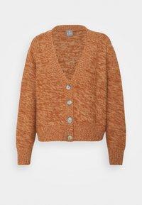 CARDIGAN - Cardigan - light brown