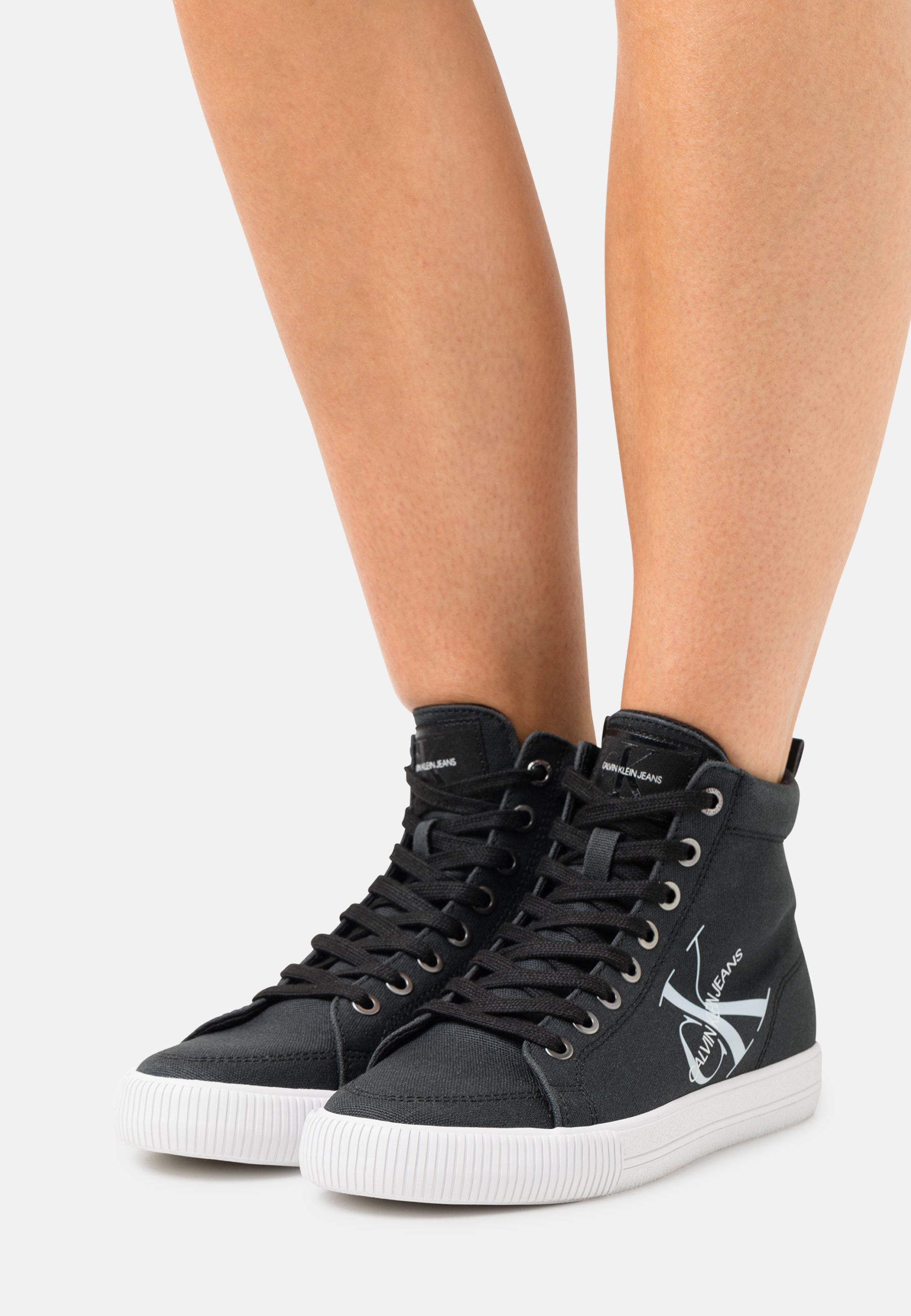 Women MID LACEUP - High-top trainers