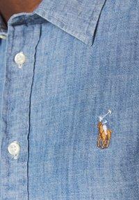 Polo Ralph Lauren - CHAMBRAY GEORGOA - Button-down blouse - indigo - 5