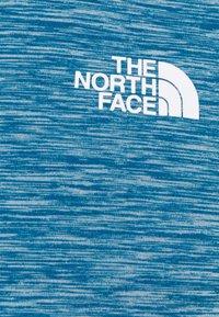 The North Face - IMPENDOR SEAMLESS TEE  - Triko spotiskem - moroccan blue - 2