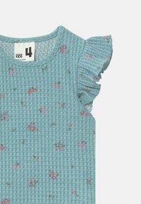 Cotton On - EMMA FLUTTER SHORT SLEEVE - Pyžamová sada - ether - 3