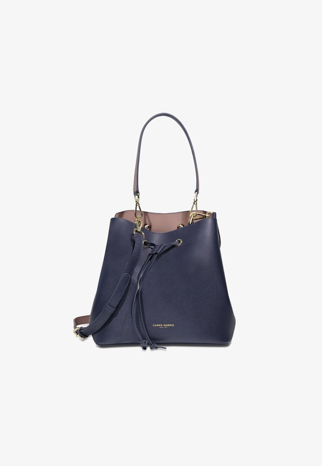 Handbag - blu oceano