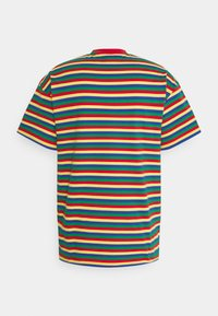 AS IF Clothing - LINES TEE UNISEX - Print T-shirt - multicolor - 1