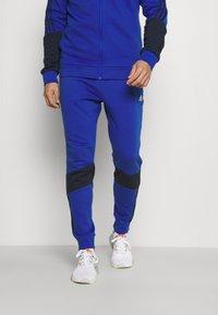 adidas Performance - TRACKSUITS - Träningsset - bold blue/legend ink - 4