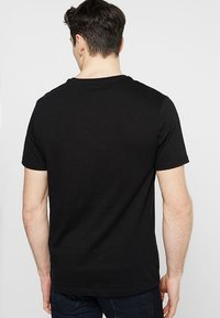 Burton Menswear London - BASIC CREW 7 PACK - Basic T-shirt - black/white/grey - 3