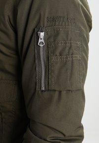 Schott - AIR - Winter jacket - olive - 5