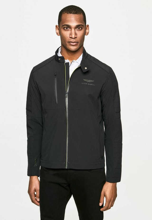 AMR TRANSMISSION - Light jacket - black