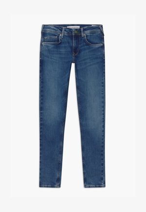 FINLY - Jeans Skinny Fit - blue denim