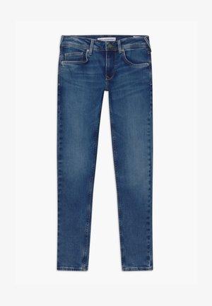 FINLY - Skinny džíny - blue denim