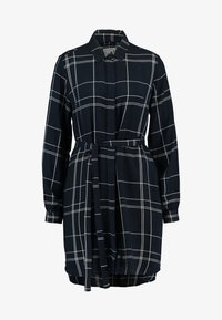 Great Plains London - AGNES CHECK - Shirt dress - space navy combo - 4