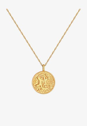 ZODIAC SIGN GEMINI - Necklace - gold