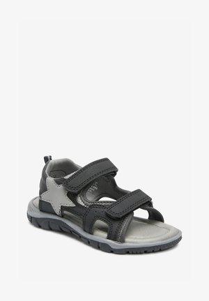 STAR TREKKER  - Walking sandals - black