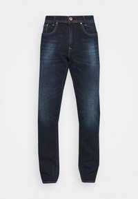 Straight leg jeans - middlbue uses