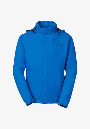 ESCAPE BIKE LIGHT JACKET - Hardshell jacket - blue (82)