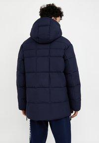 Finn Flare - Down coat - dark blue - 2