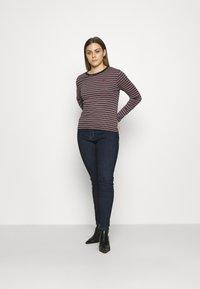 Levi's® - 720 HIRISE SUPER SKINNY - Jeans Skinny Fit - deep serenity - 1