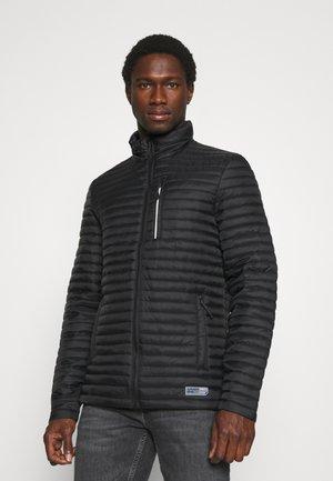 MICRO QUILT PACKAWAY FUJI - Light jacket - black