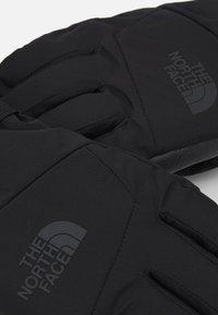 The North Face - MONTANA FUTURELIGHT ETIP GLOVE - Gloves - black - 2