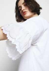 See by Chloé - Jersey dress - white powder - 5