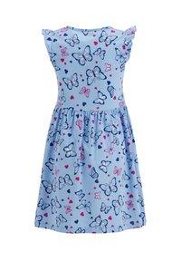 DeFacto - Day dress - blue - 1