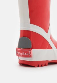 Playshoes - UNISEX - Gummistövlar - rot - 5