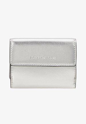 CAPSULE HOLIDAY MINI WALLET - Peněženka - silver