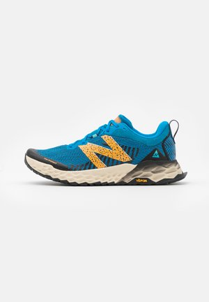 HIERRO V6 - Trail running shoes - blue