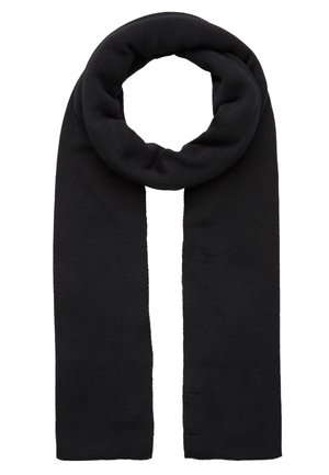 Sjaal - black/grey