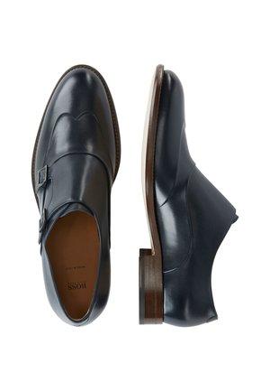 BARKLEY_MONK_BU - Business loafers - dark blue