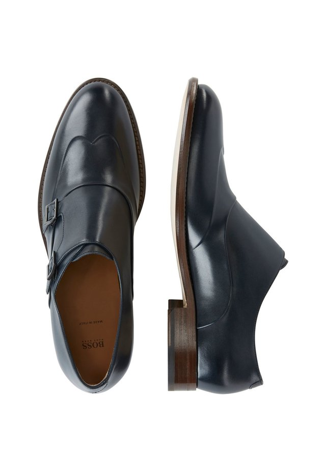 BARKLEY_MONK_BU - Mocassins - dark blue