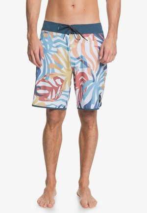 HIGHLINE VACANCY SCALLOP  - Swimming shorts - snow white