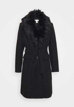 VIMATHILDA JACKET - Classic coat - black