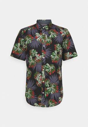 ONSTIMOTHY FLORAL SHIRT - Shirt - black