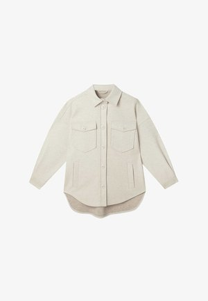 Lehká bunda - white