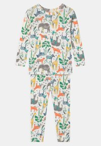 GAP - TODDLER SAFARI UNISEX - Pyjama - new off white - 0