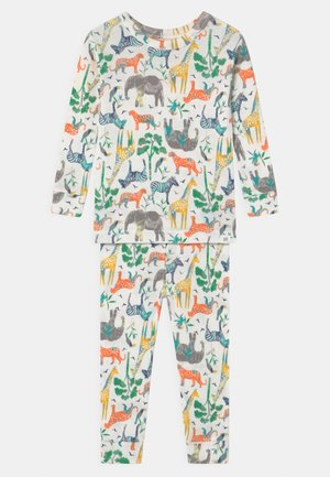 TODDLER SAFARI UNISEX - Piżama - new off white