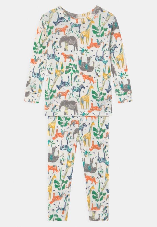 TODDLER SAFARI UNISEX - Pyjama set - new off white