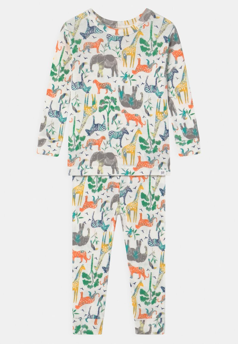 GAP - TODDLER SAFARI UNISEX - Pyjama - new off white
