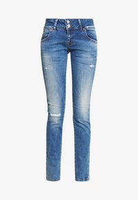 LTB - MOLLY - Slim fit jeans - ritnoblue x wash - 4