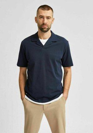 HAWAIKRAGEN - Polo shirt - navy blazer