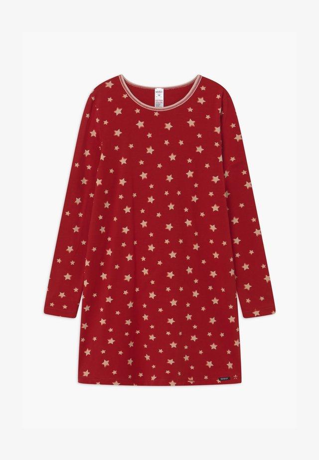 COSY NIGHT SLEEP GIRLS - Camicia da notte - red
