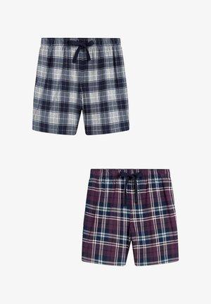 2 PACK - Pyjama bottoms - multi coloured