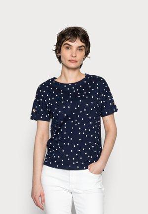 BOTON - Camiseta estampada - medium blue