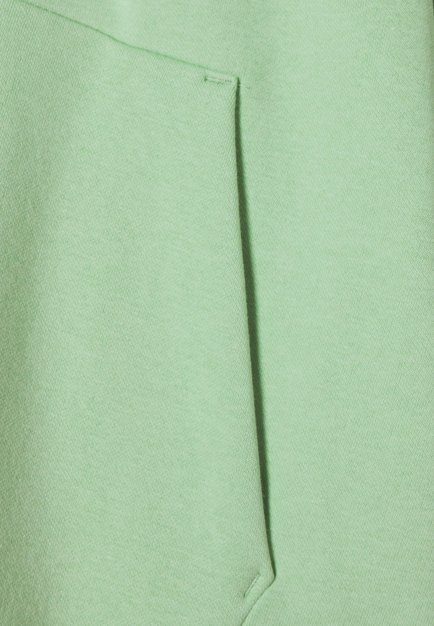 Weekday LINDA HOODIE - Hoodie - light green - Dames jas Aanbod