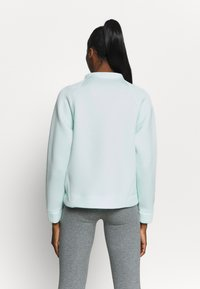 Under Armour - MOVE HALF ZIP - Sweatshirt - seaglass blue - 2