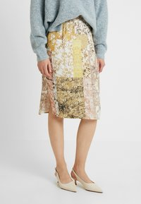 Carin Wester - SKIRT MINNIE - Blyantnederdel / pencil skirts - multicolor - 0