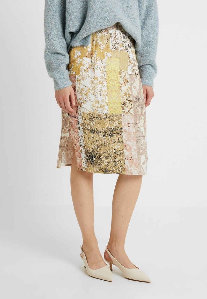 Carin Wester - SKIRT MINNIE - Blyantnederdel / pencil skirts - multicolor